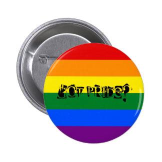Got Pride? LGBTQ Pride Button