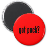 got puck? refrigerator magnets