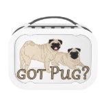 Got Pug Lunch Box
