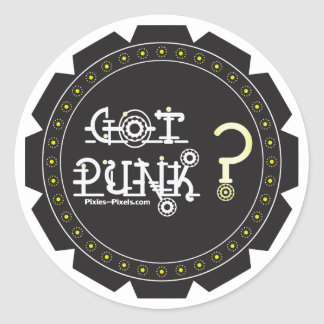 Got Punk? Stickers