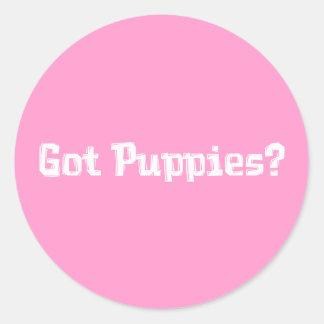 Got Puppies Gifts Sticker