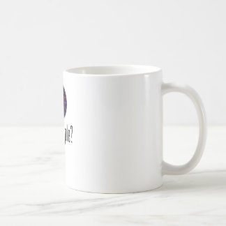 got purple? coffee mug