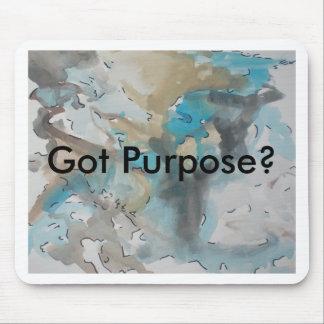 Got purpose non-apparel mouse pad