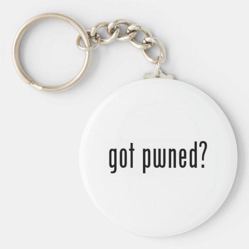 got pwned? keychains