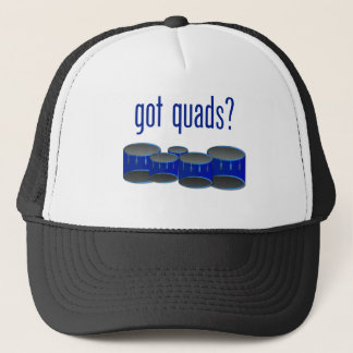 Got Quads? Trucker Hat
