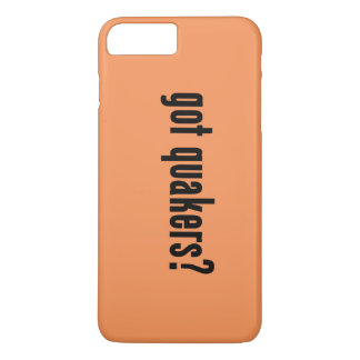 got quakers? iPhone 7 plus case
