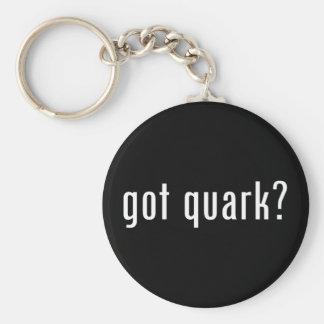 got quark? key chain