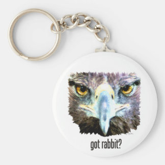 Got Rabbitr? Keychain