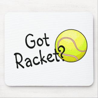 Got Racket? (Tennis Ball) Mouse Pad
