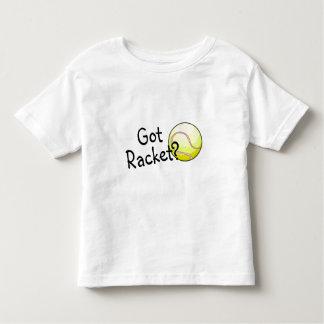 Got Racket? (Tennis Ball) Toddler T-shirt