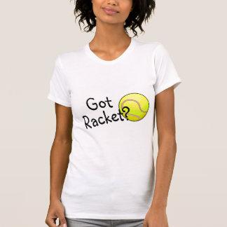 Got Racket? (Tennis Ball) T Shirts