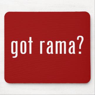 got rama? mouse mat