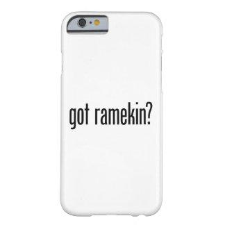 got ramekin barely there iPhone 6 case