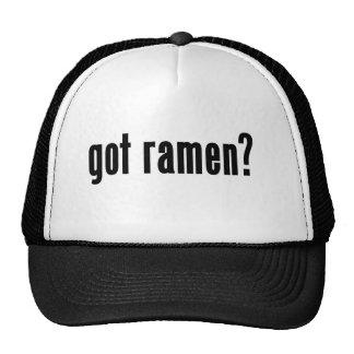 got ramen? trucker hat