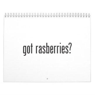 got rasberries calendar