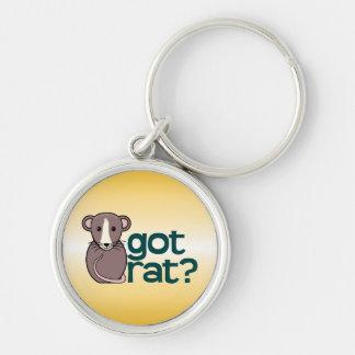 Got Rat? Keychain