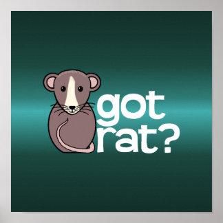 Got Rat? Print