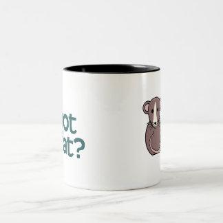 Got Rat? Two-Tone Coffee Mug