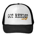 Got Reeds? Trucker Hat