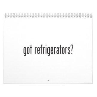 got refrigerators wall calendars