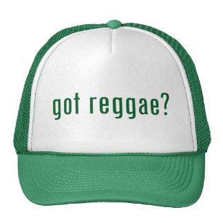 got reggae? trucker hat