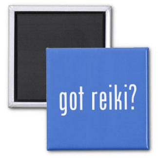 Got Reiki? 2 Inch Square Magnet