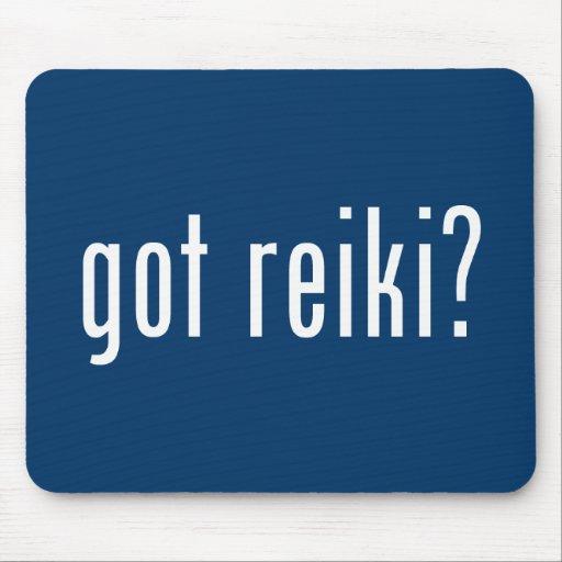 Got Reiki? Mouse Pad