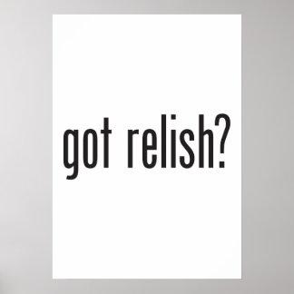 got relish poster