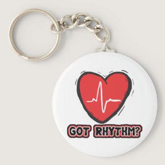 Got Rhythm Keychain