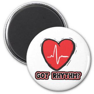 Got Rhythm Refrigerator Magnet