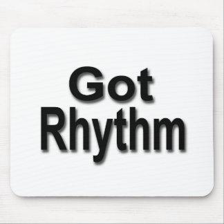 Got Rhythm Mouse Pad