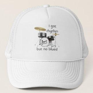 Got rhythm No blues - trucker hat