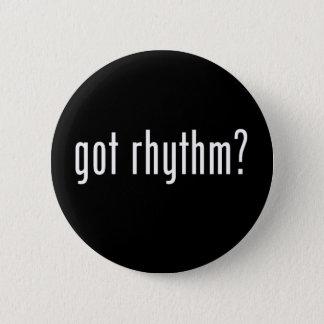 Got Rhythm? Pinback Button