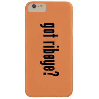 got ribeye? barely there iPhone 6 plus case