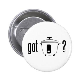 Got Rice? (cooker) Button