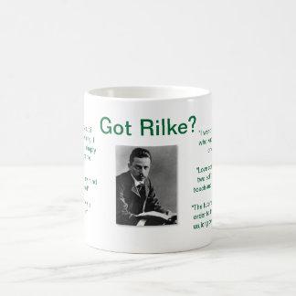 """Got Rilke"" Coffee Mug"