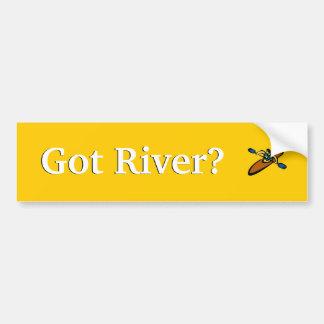 Got River? Car Bumper Sticker