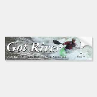 Got River? III Bumper Stickers