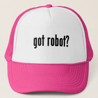 got robot? trucker hat
