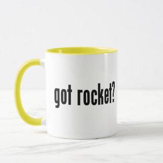 got rocket? mug