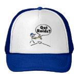 Got Roids? Mesh Hats