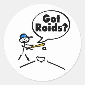 Got Roids? Sticker