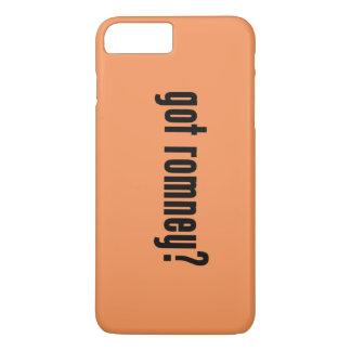 got romney? iPhone 8 plus/7 plus case