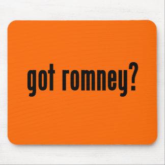 got romney? mouse pad