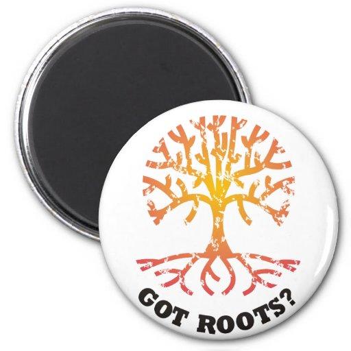 Got Roots? 2 Inch Round Magnet