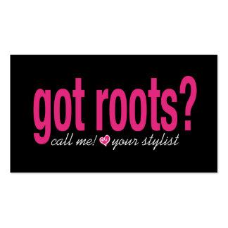 Got Roots Card Business Card