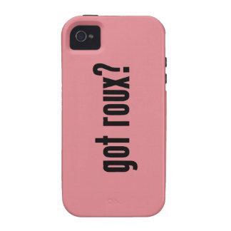 got roux? iPhone 4/4S case