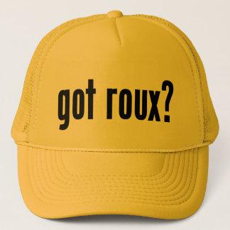 got roux? trucker hat