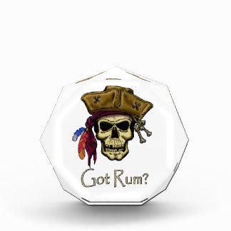 Got Rum? Award
