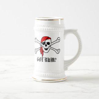 Got Rum Beer Stein